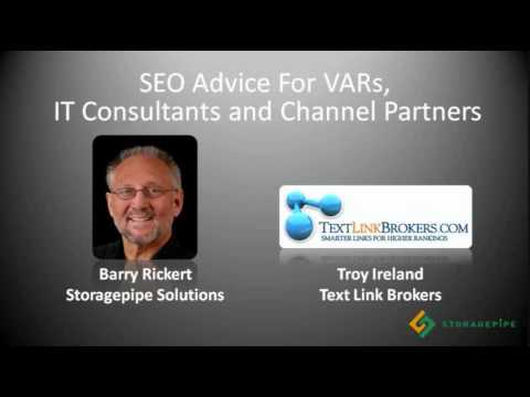 SEO Tips for MSPs, VARs and Technology Integrators - Part 3