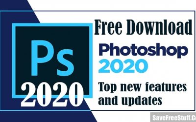 How to Free Download and Install Adobe Photoshop CC 2020 Latest Update