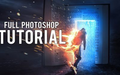 Photoshop Tutorial – Fire Escape