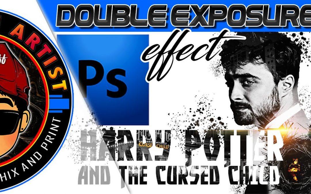 Double Exposure Effect | Photoshop Tutorial - Cinematograph  Double Image Exposure (easy way) PS CC