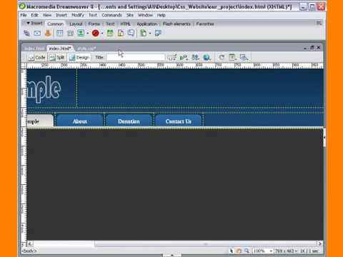 Build Your Own CSS Website Css Links Lesson 10