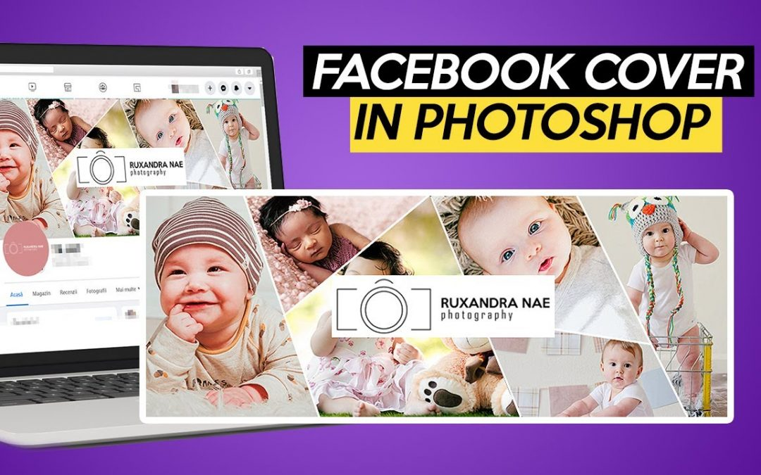 How to design a facebook cover Photoshop Tutorial