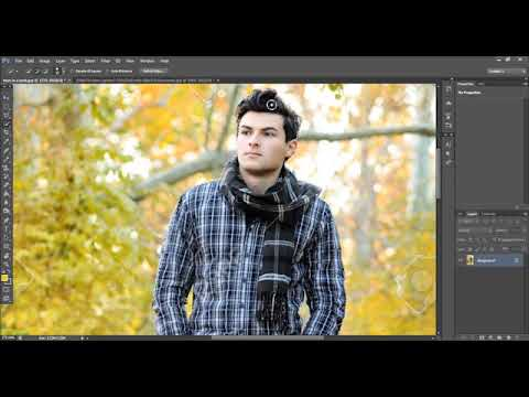 How to use Quick Selection Tool in Adobe Photoshop  |  Change Background   |  One Stop Mart