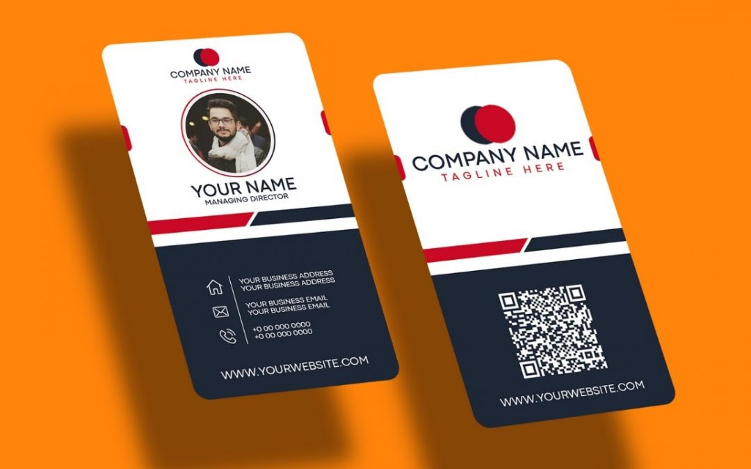 Professional and Modern Business card Design In Photoshop | Photoshop Tutorial