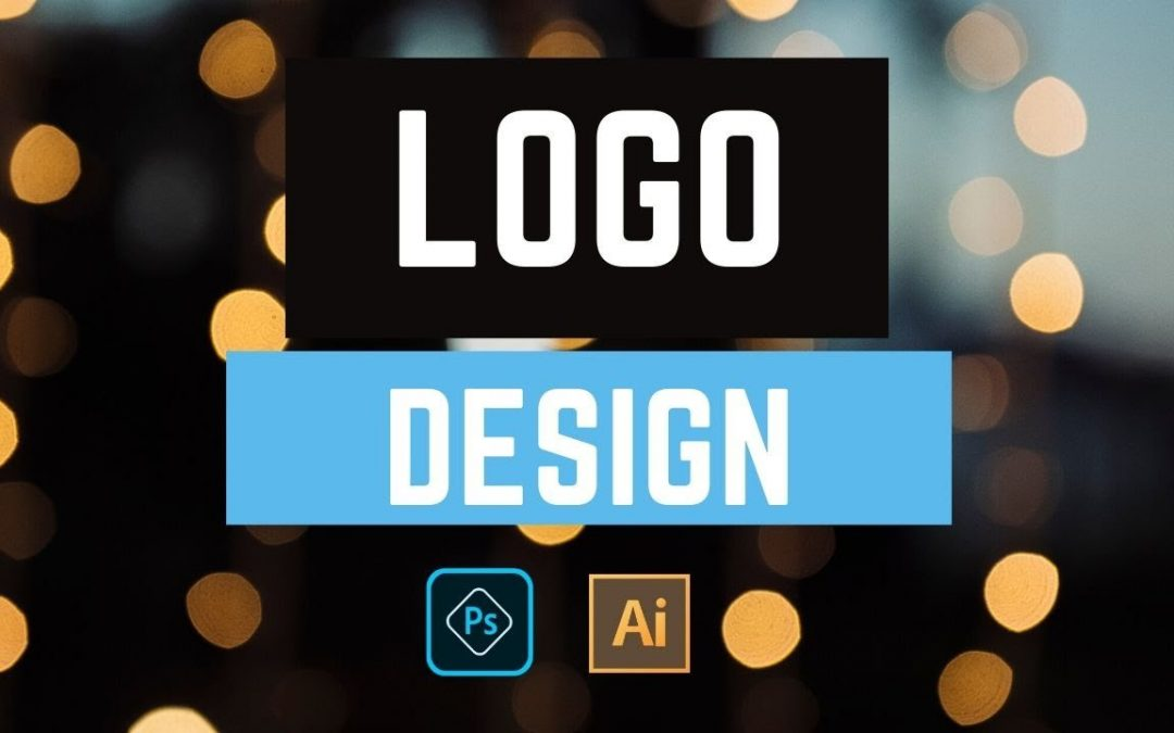Text Logo Design with adobe Photoshop | Graphic Design | Codershub-BD