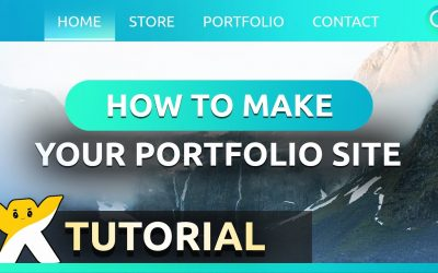 Do It Yourself – Tutorials – How To Make Your Portfolio Website | Tutorial