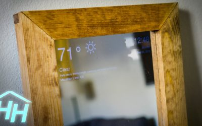 Do It Yourself – Tutorials – How to Make a Raspberry Pi Smart Mirror