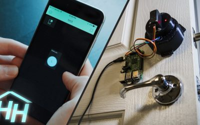 Do It Yourself – Tutorials – How to Make a Smartphone Connected Door Lock