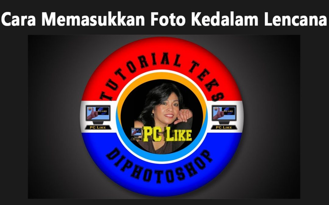 Cara Membuat Desain LOGO Lencana keren Di Photoshop | Tutorial Photoshop CS6 Bahasa Indonesia Part 2