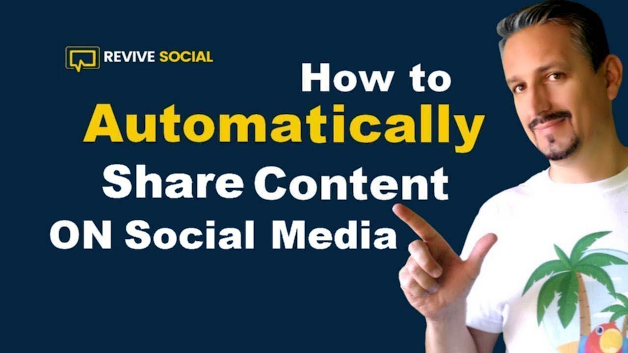 Automated Content Sharing System w/ Revive Network WordPress Plugin