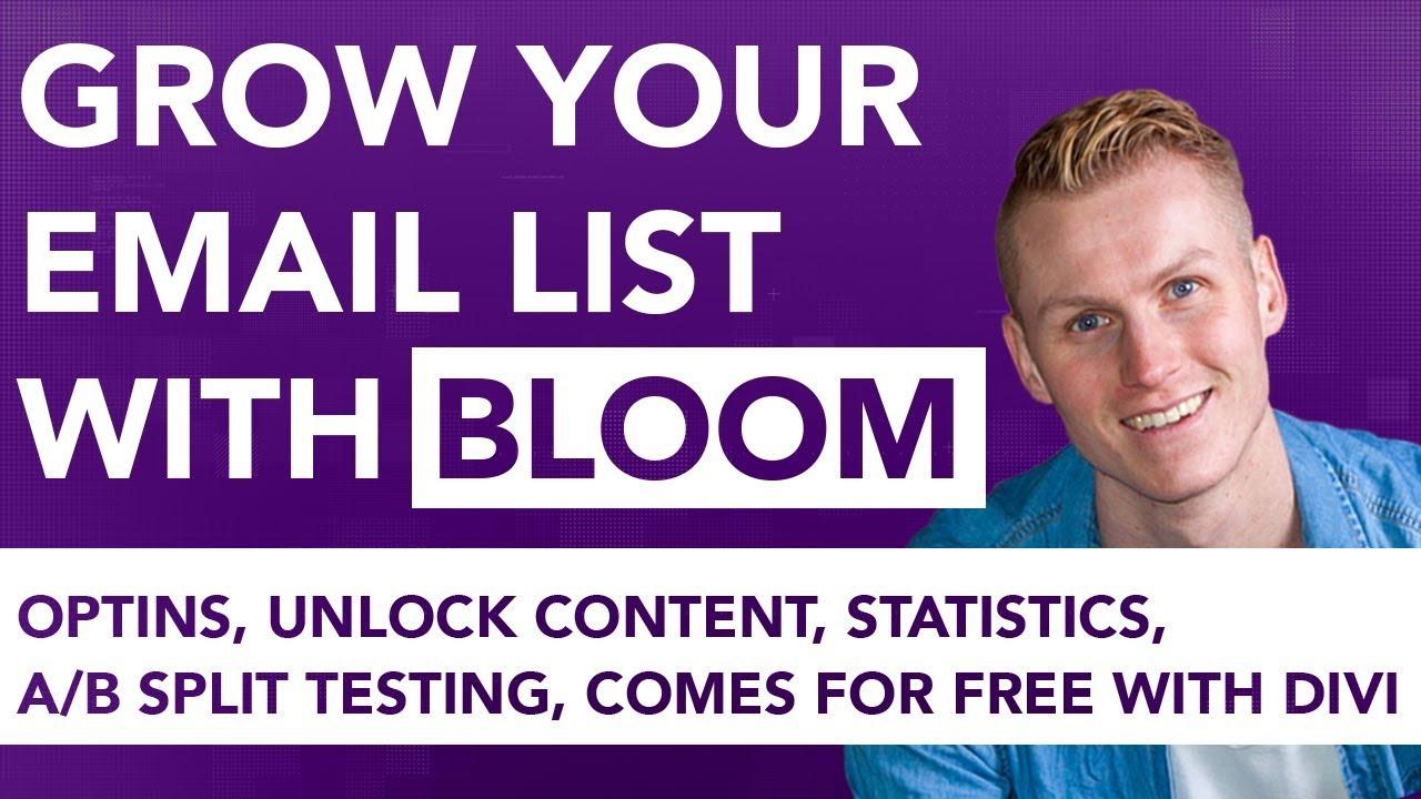 Complete Bloom Tutorial | The Best Opt In Plugin for Wordpress