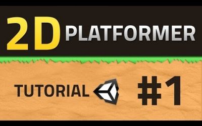 Do It Yourself – Tutorials – 1. How to make a 2D Platformer – Basics – Unity Tutorial