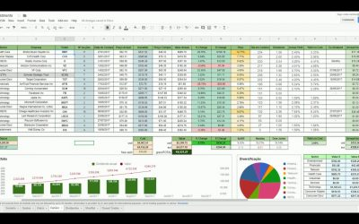 Do It Yourself – Tutorials – Build your own Portfolio Tracker on Google Sheets