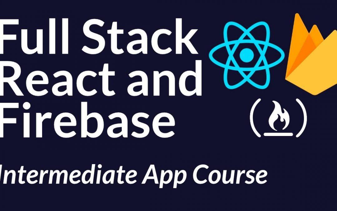 Full Stack React & Firebase Tutorial - Build a social media app