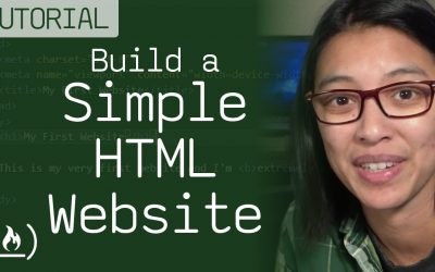 Do It Yourself – Tutorials – HTML Tutorial – How to Make a Super Simple Website