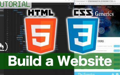 Do It Yourself – Tutorials – HTML and CSS Tutorial – Create a Website for Beginners