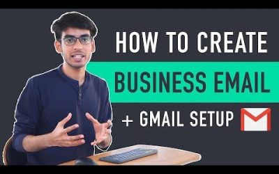 Do It Yourself – Tutorials – How to Create Business Email & Use it with Gmail for Free