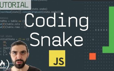 Do It Yourself – Tutorials – JavaScript Snake Game Tutorial Using Functional Programming