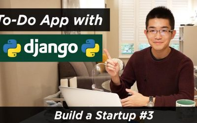 Do It Yourself – Tutorials – Making a To-Do App with Django | Web Development Tutorial | Build a Startup #3