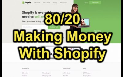 Do It Yourself – Tutorials – Setting up Shopify Store | How To Build Your Own Ecommerce Site & Online Store with Shopify (80/20)