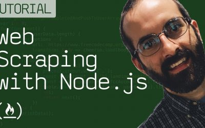 Do It Yourself – Tutorials – Web Scraping with Node.js
