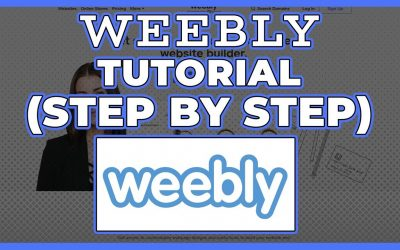 Do It Yourself – Tutorials – Weebly Tutorial 2020 – Build Your Own Free Website (Weebly Review)