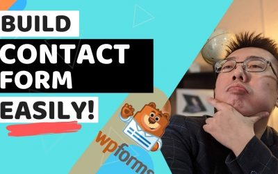 How To Create a Contact Form in WordPress Quickly [IN 5 MIN] with WPForms Plugin (2020 Tips)