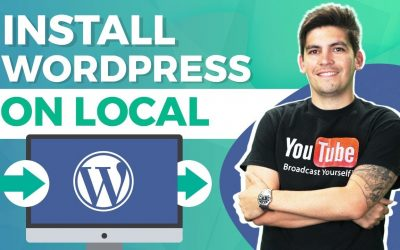 How To Install WordPress Locally and Move to Live Website (FAST, EASY, and FREE!)