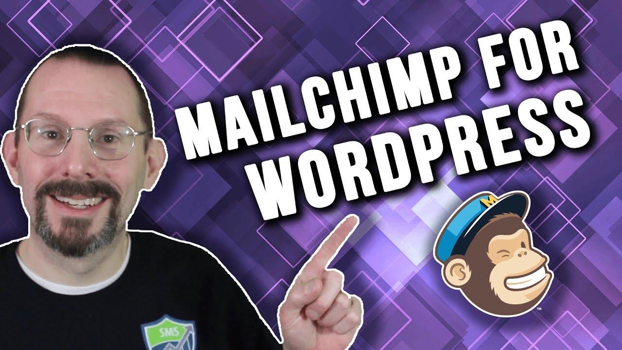 How to Add MailChimp to WordPress using the MailChimp for WordPress Plugin