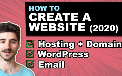 How to Create a Website in 2020