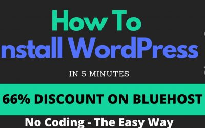 How to Install WordPress on BlueHost Easily within 5 Minutes (2020)