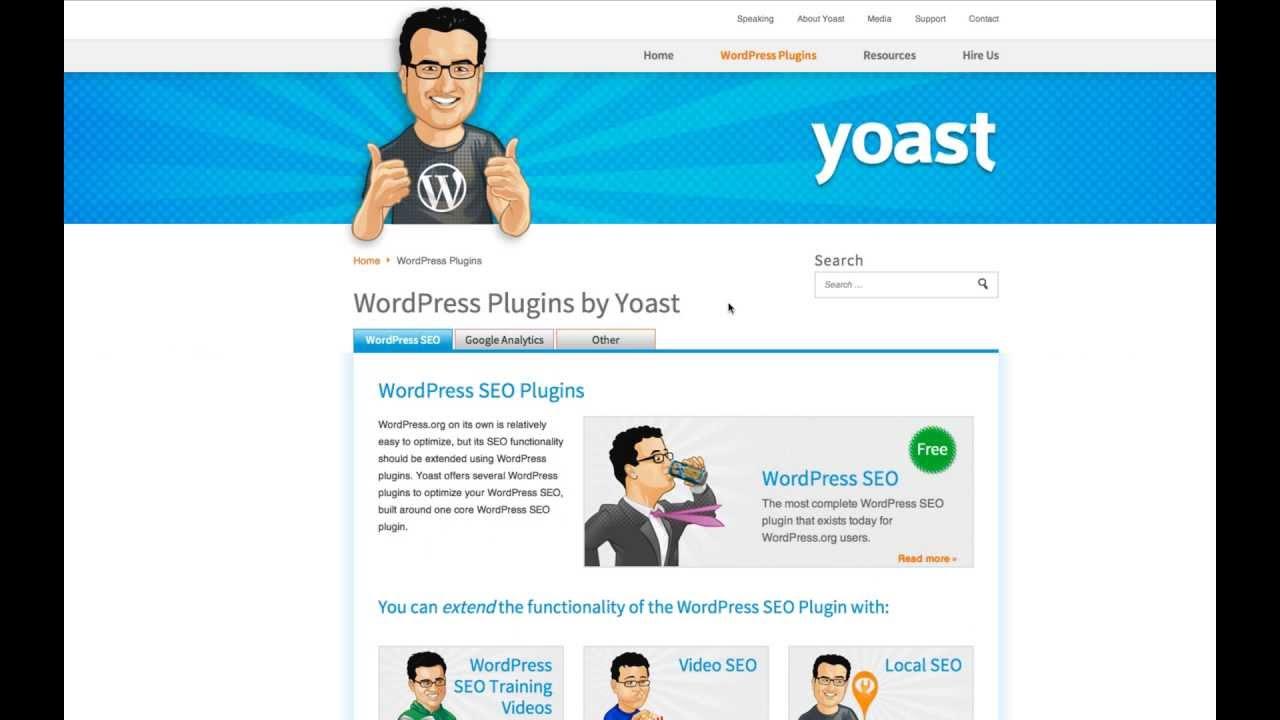 Local SEO WordPress Plugin