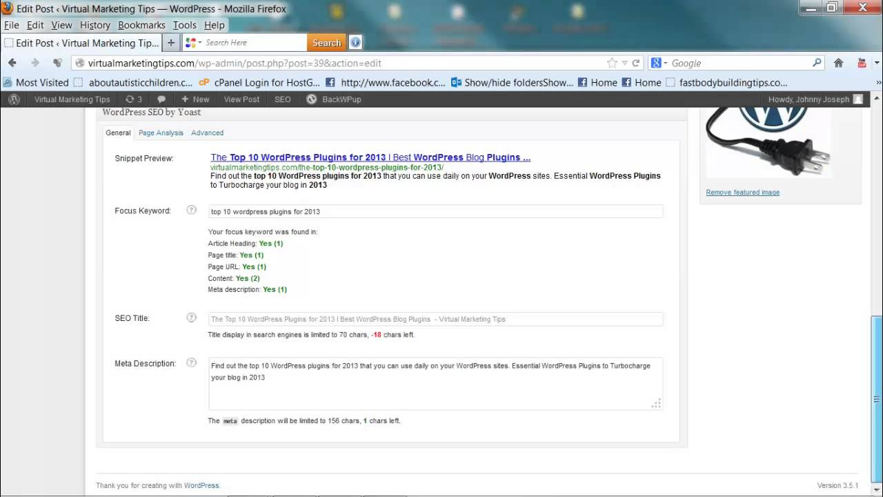 Top 10 WordPress Plugins for 2013 l Best WordPress Plugins