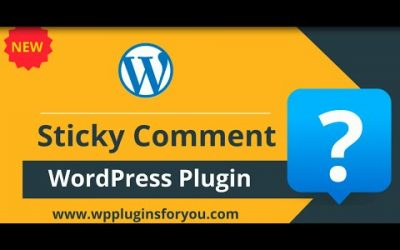 Unbelievable Spam Free! New WordPress Commenting System !