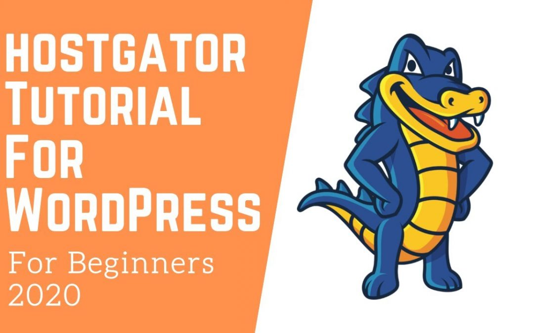 Hostgator Tutorial WordPress For Beginners | How To Install WordPress 2020