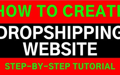 WordPress For Beginners – How To Create A Dropshipping Website From Scratch With WordPress And AliDropship.