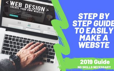 WordPress For Beginners – How to Make a Website in 2019: Simple Tutorial for Beginners