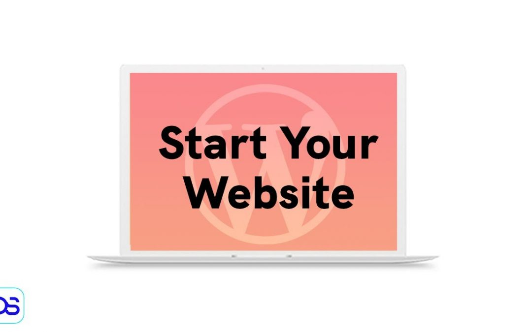 How to start a website in 10 Minutes - Step by step tutorial