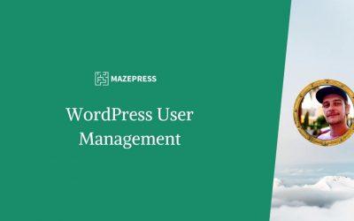 WordPress For Beginners – WordPress User Management – WordPress Beginners Tutorial