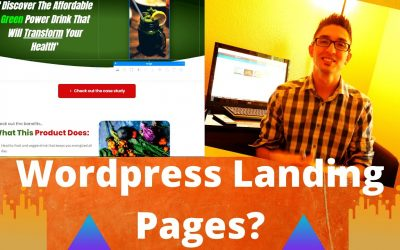 WordPress Landing Page builder (HIGHLY RECOMMEND)