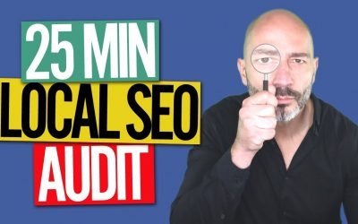 search engine optimization tips – 25-minute Local SEO Audit That Will Crush Your Competitors