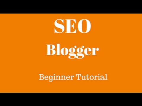 Blogger seo tips, apne blog ko google first page par rank karne ki settings