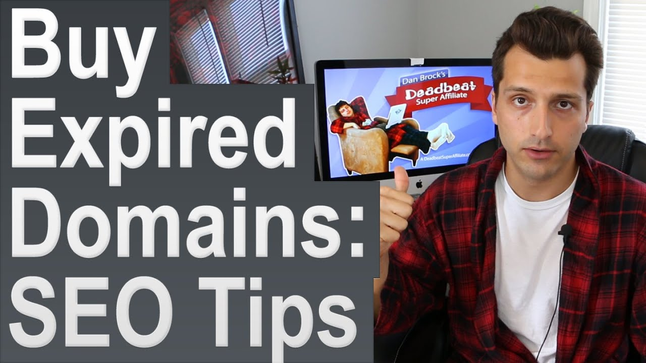 Buy Expired Domains: Private Blog Network SEO Tip