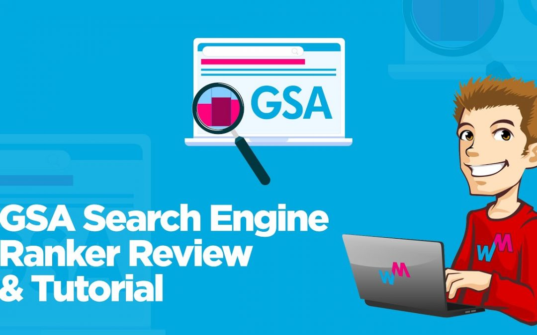 GSA Search Engine Ranker Review & Tutorial