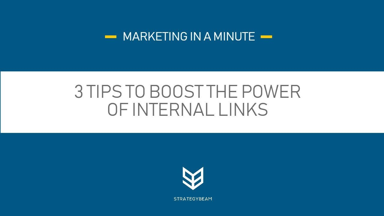 General Tips For Internal Linking On Your Site - Internal Links SEO