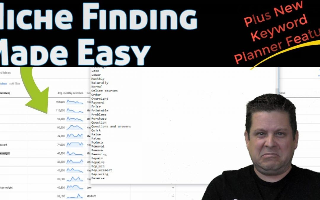 search engine optimization tips – Google Keyword Planner Niche Finding Tips And Added Keyword Research Feature For 2019