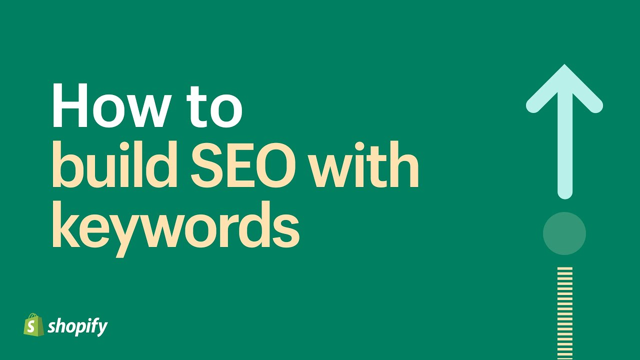 How To Build SEO Through Keywords || Shopify Help Center 2019