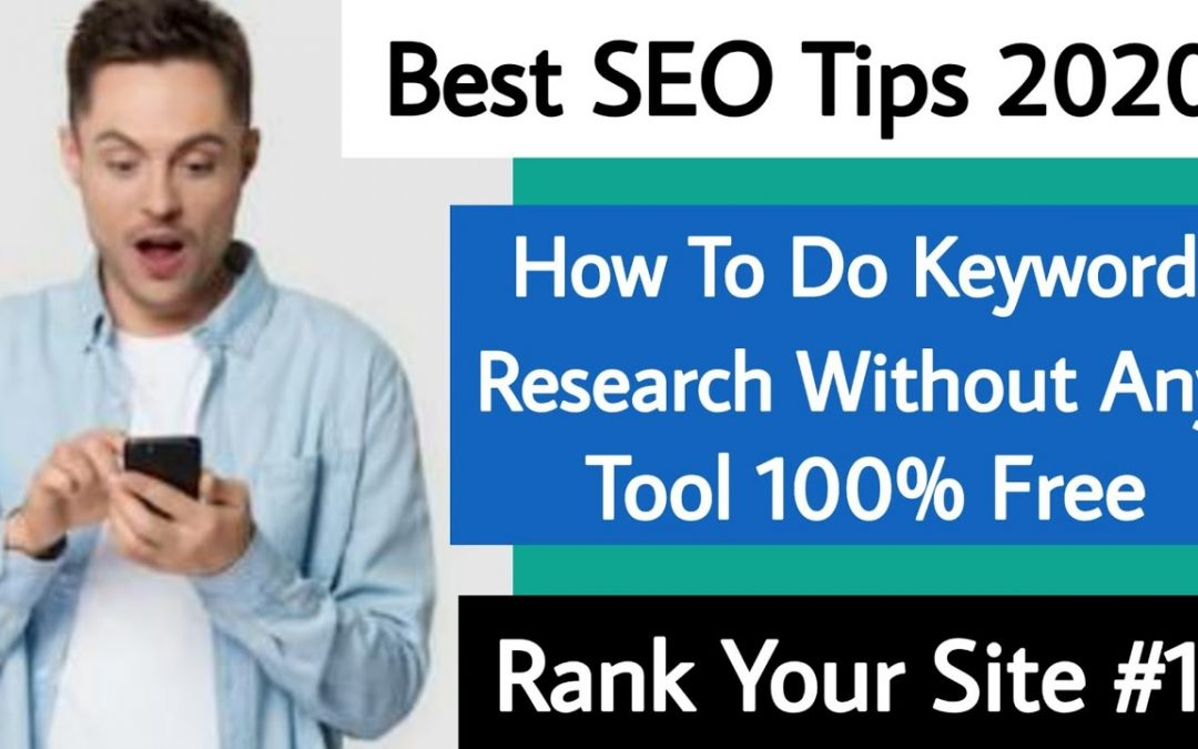 How To Do Keyword Research for Blog or Website for Free | Best SEO Tips 2020 for Beginners