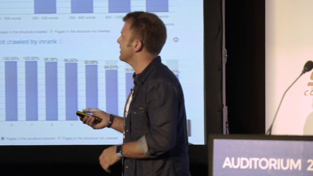 How To Optimise Your Crawl Budget - Francois Goube at BrightonSEO