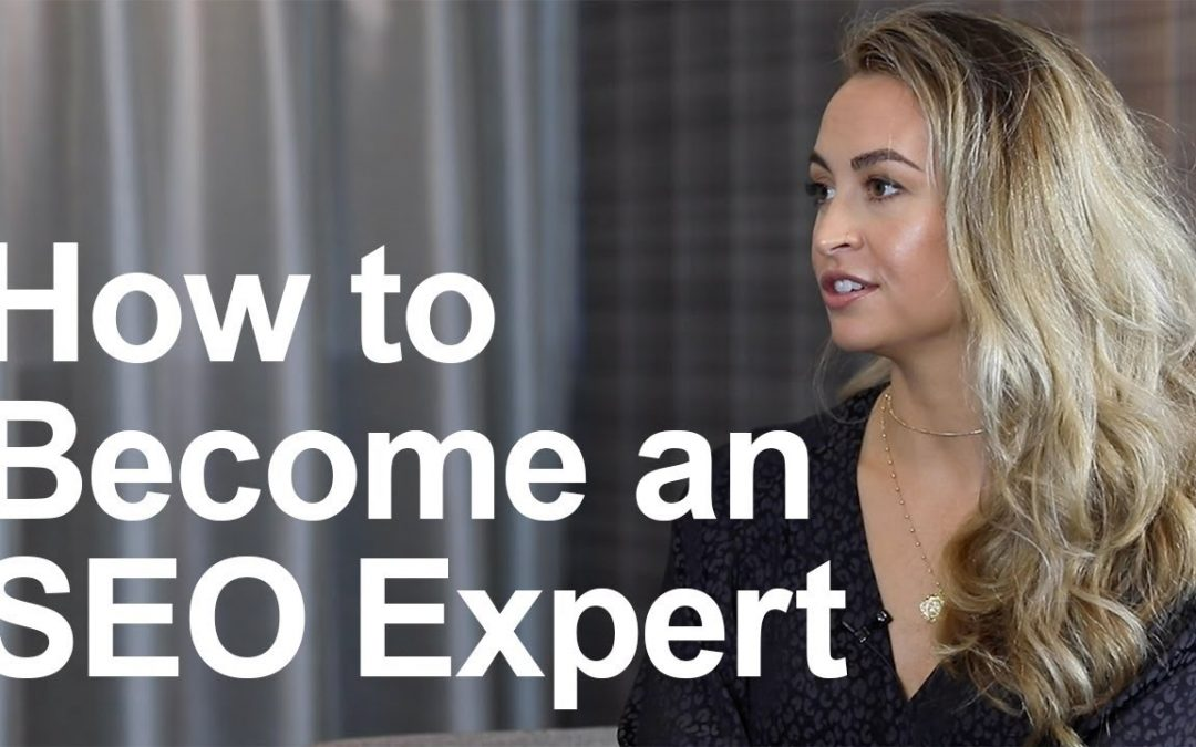 How to Become an SEO Expert    Career Advice by Britney Muller